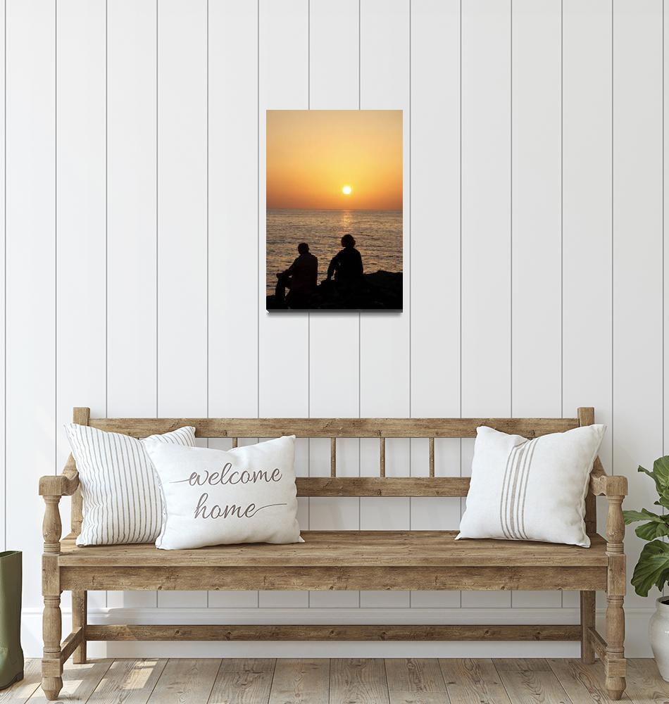 """Sunset Memories""  (2010) by rayjacque"