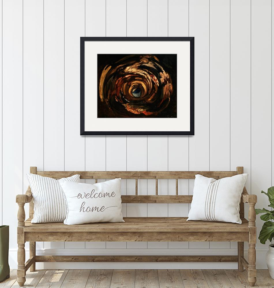 """""""Anamorphosis of Rubens""""  by fineartmasters"""