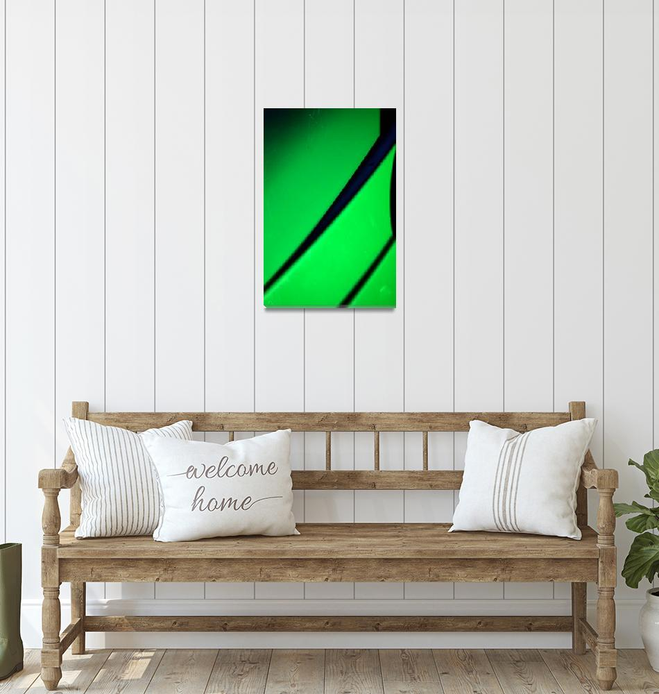 """""""Green""""  (2007) by stephenmaxwell"""
