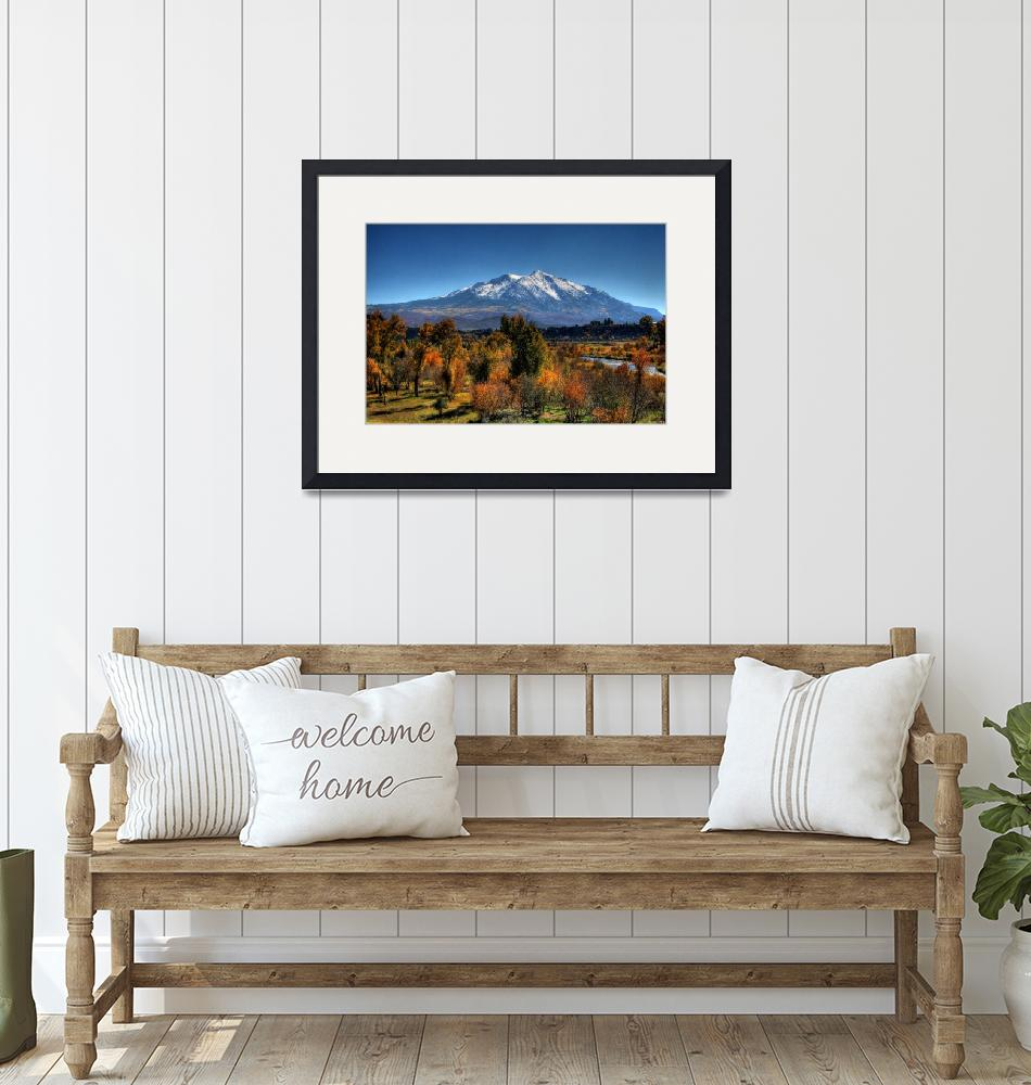 """Mt Sopris""  (2006) by scingram"
