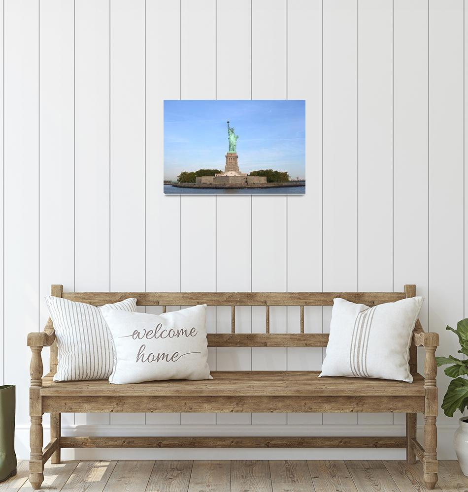 """Statue of Liberty""  (2015) by AROArizona"