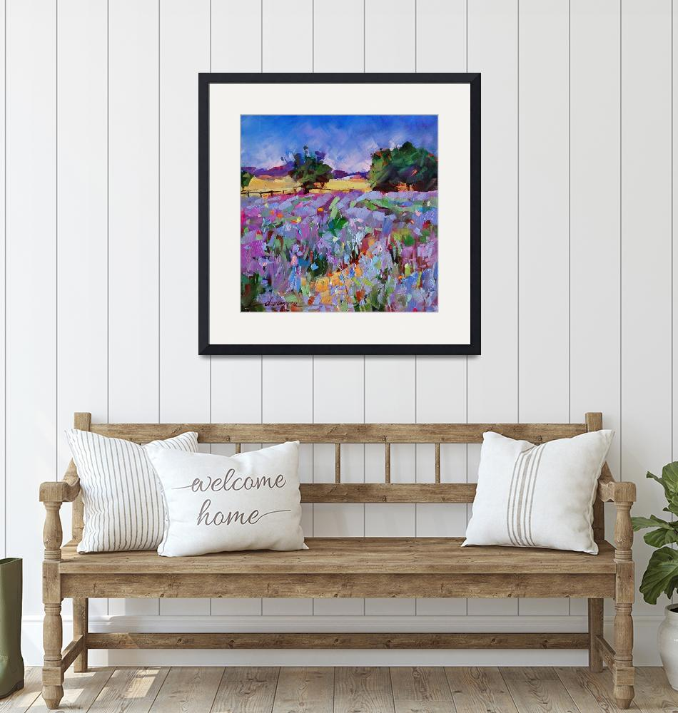"""""""""""The Scent of Lavender""""""""  by Dreama"""