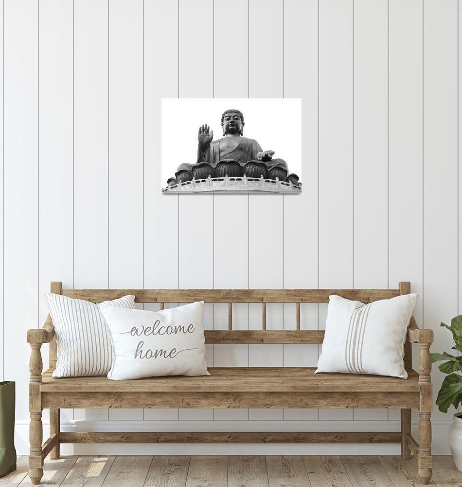 """Big Buddha""  by LutherBailey"