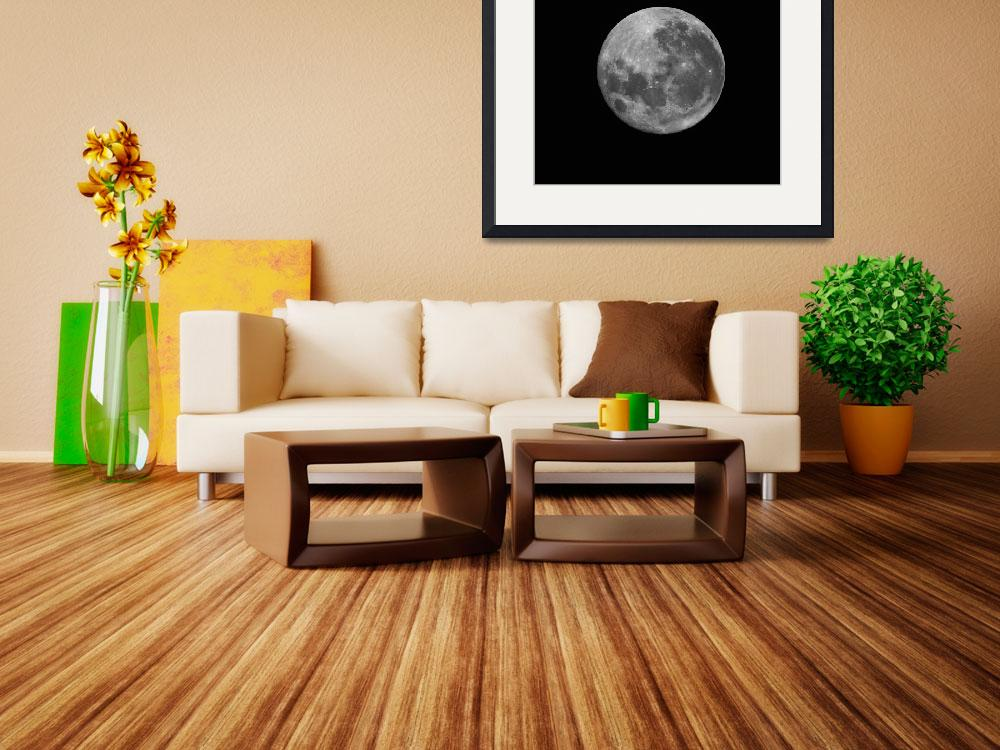 """""""The supermoon of March 19, 2011&quot  by stocktrekimages"""