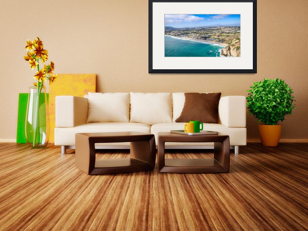 """""""Dana Point Looking Towards Strands&quot  (2017) by SurfSouthernCalifornia"""