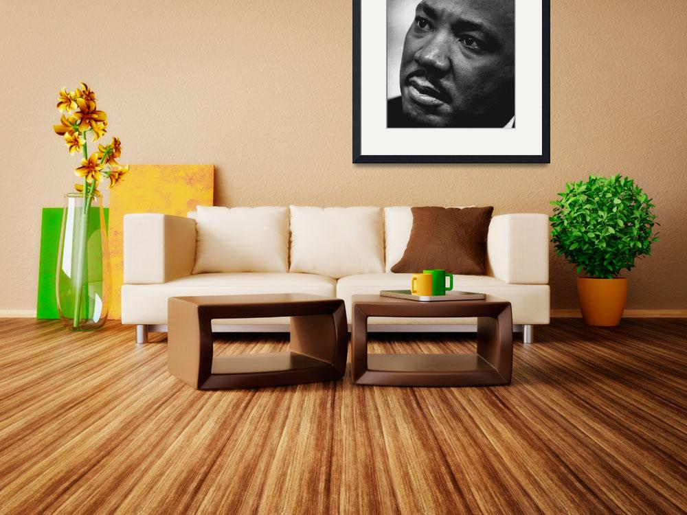 """Martin Luther King""  by RetroImagesArchive"