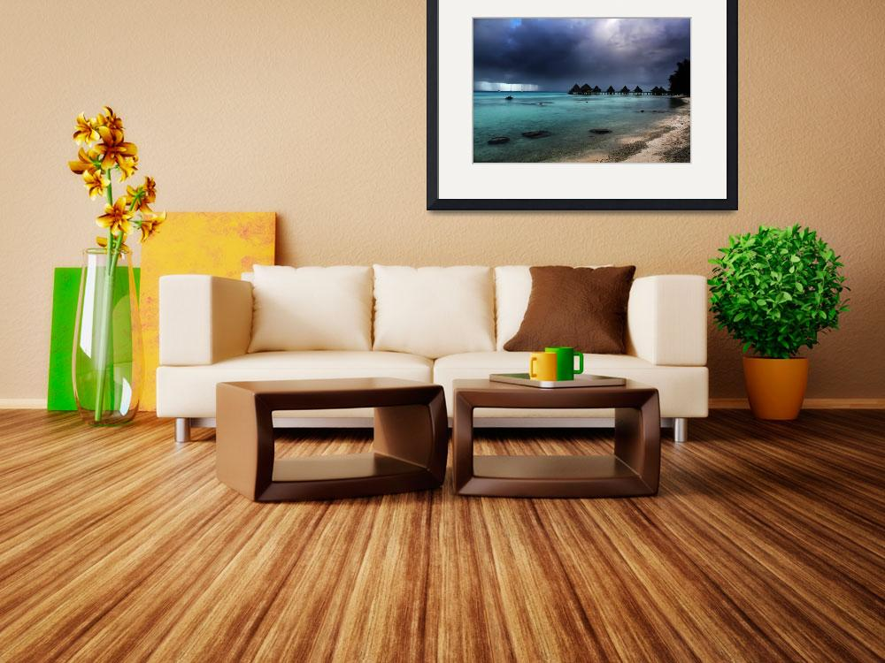 """""""Tahitian Squall&quot  (2010) by natesmart"""