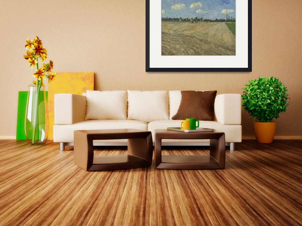 """""""Ploughed Fields ("""