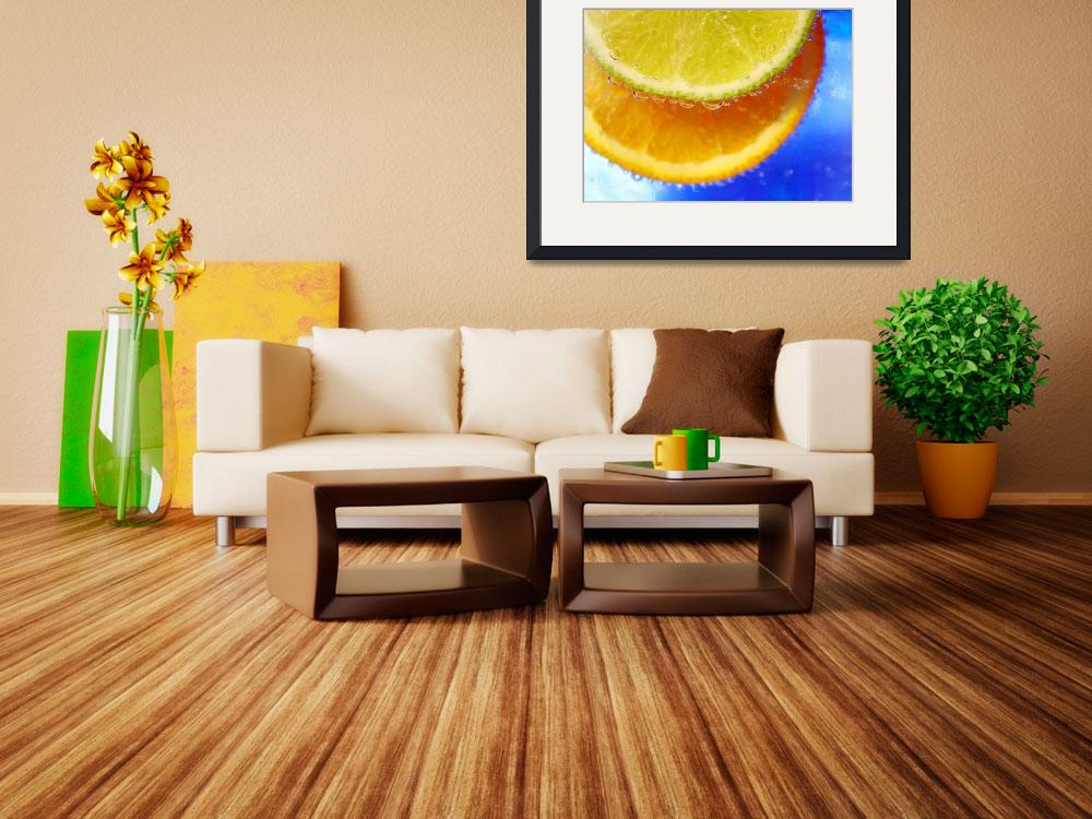 """""""orange n lime""""  (2010) by chriscoley"""