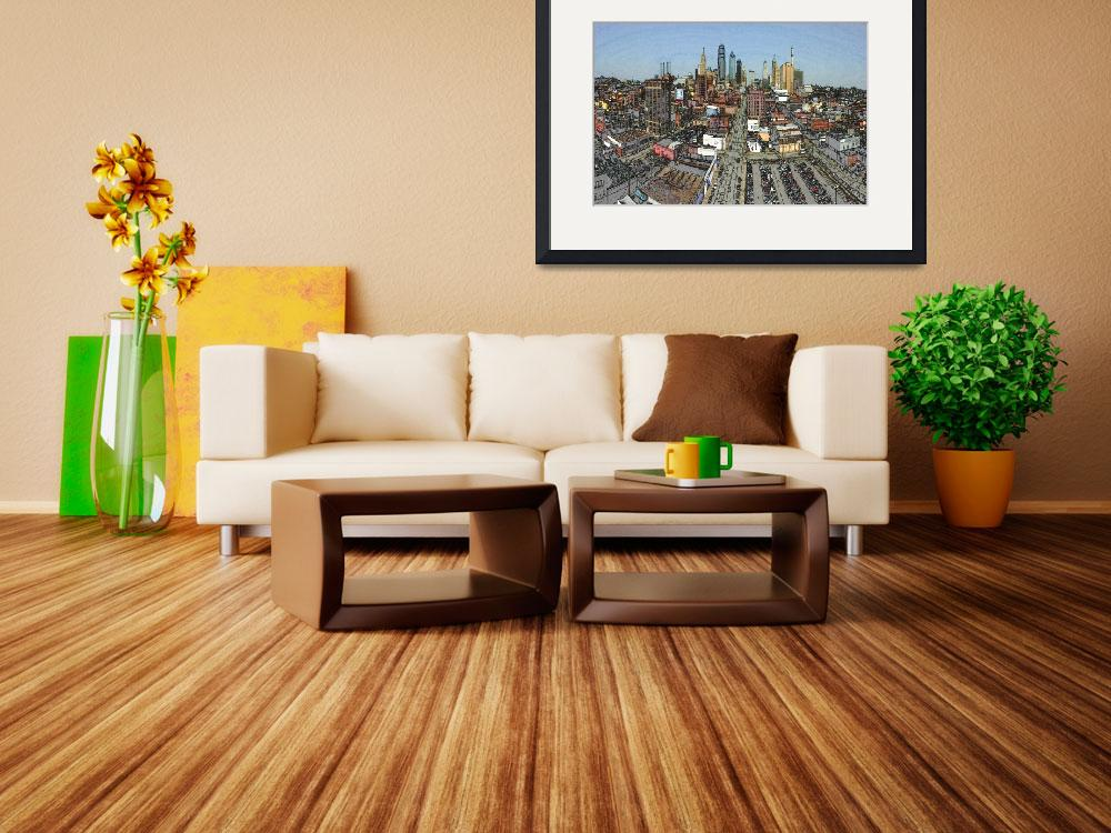 """""""KC Panoramic from top of EBT Bldg-2&quot  by BKapsStudioAndGallery"""