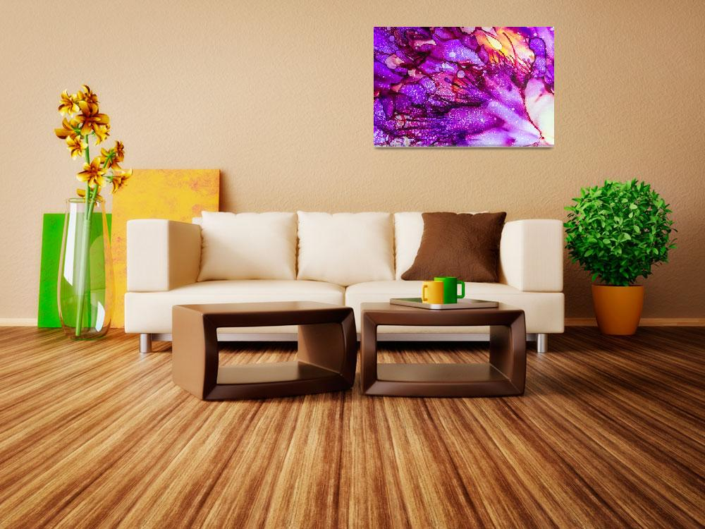 """""""Contemporary Abstract""""  by Art_by_Lilia"""