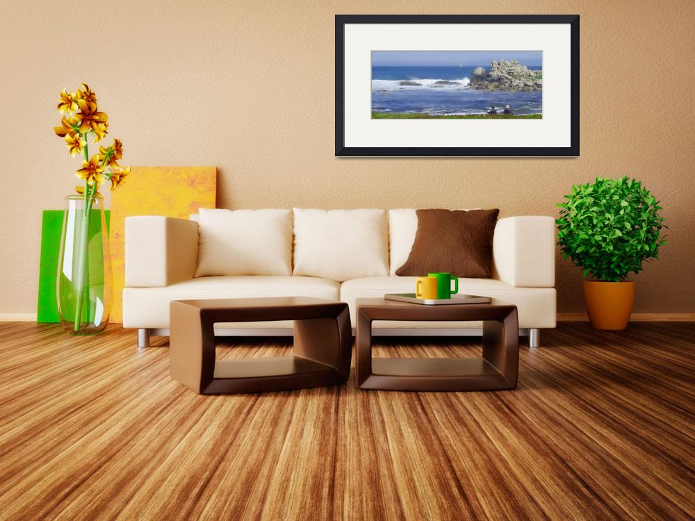 """""""Pacific Grove Afternoon&quot  (2011) by JimPavelle"""