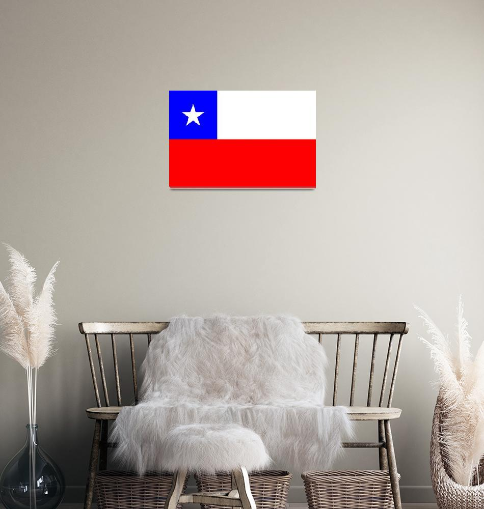 """Chile""  by tony4urban"