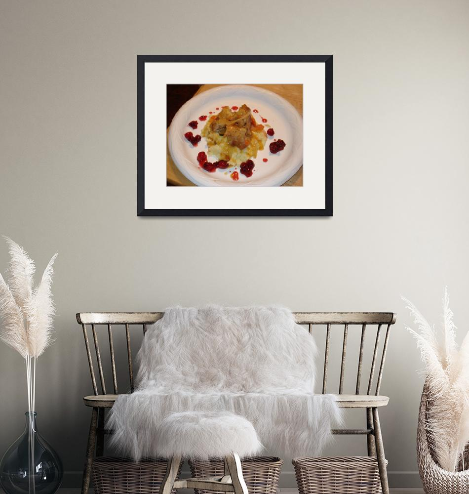"""Thanksgiving contemporary style""  (2008) by Artdreams"