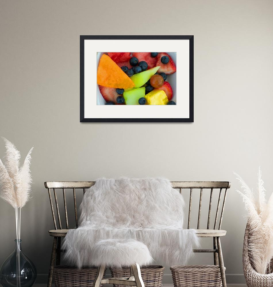 """Fruit Salad"" (2013) by DBell"