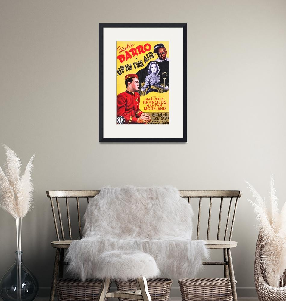 """Vintage Hollywood Nostalgia Film Movie Ad Poster""  by palaciodebellasartes"