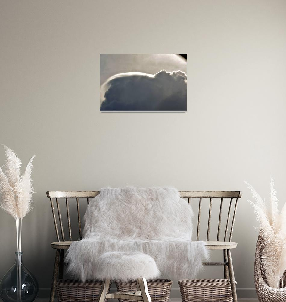 """""""Cloud Hat""""  (2011) by SnapitNow"""