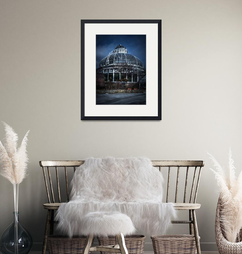 """""""Allan Gardens Palm House Toronto Canada No 2 Color""""  (2018) by thelearningcurvephoto"""