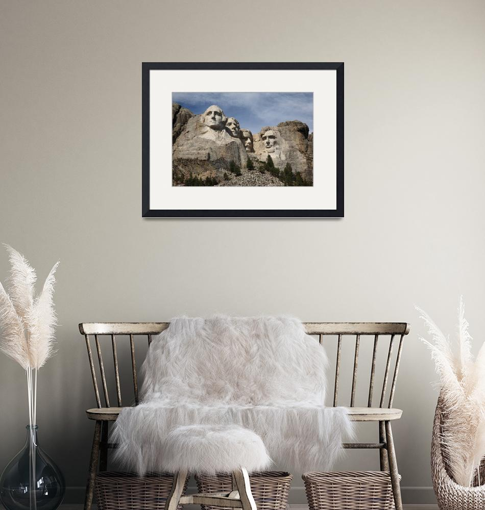 """""""Mount Rushmore""""  (2008) by Ffooter"""