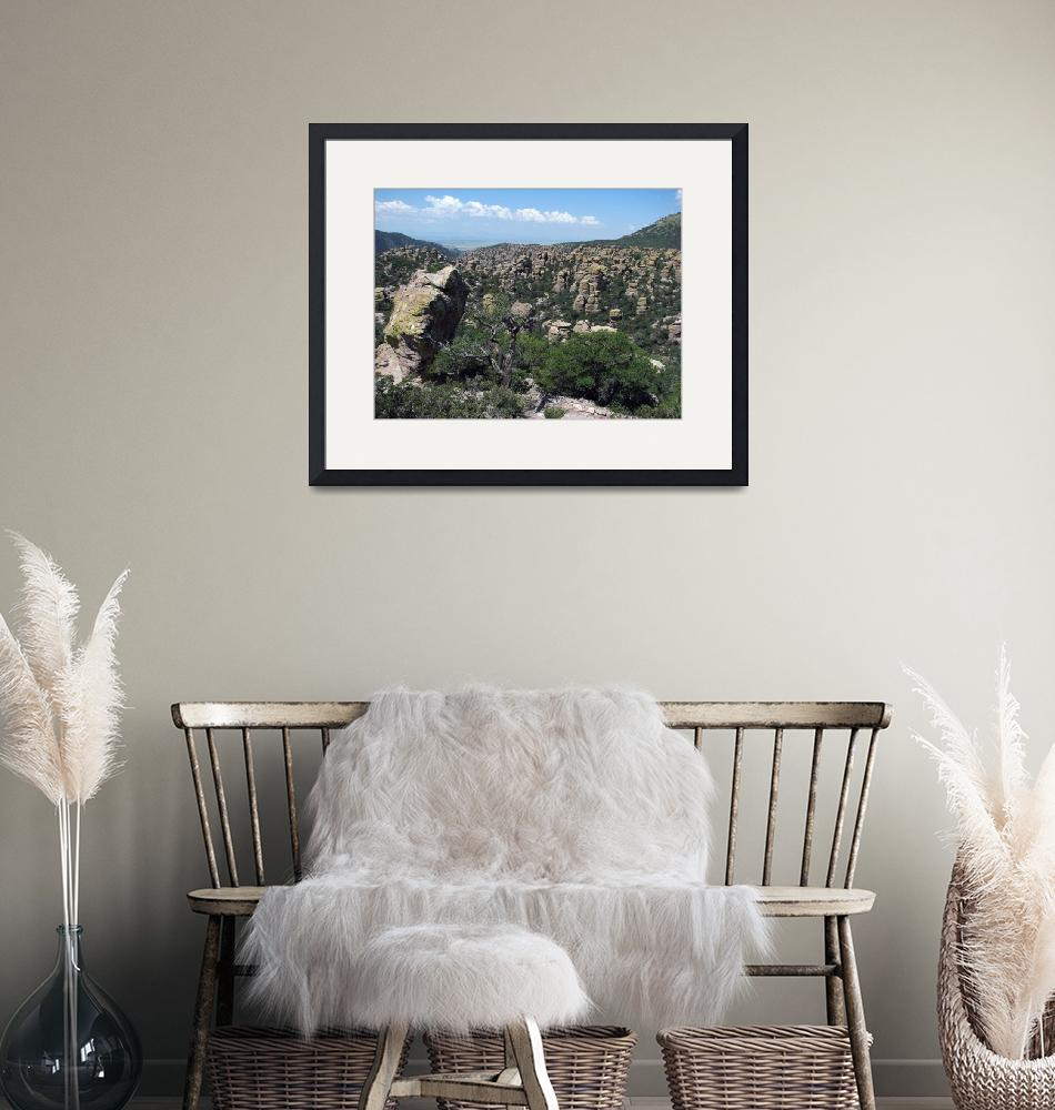 """""""Chiricahua National Monument""""  (2007) by myworld"""