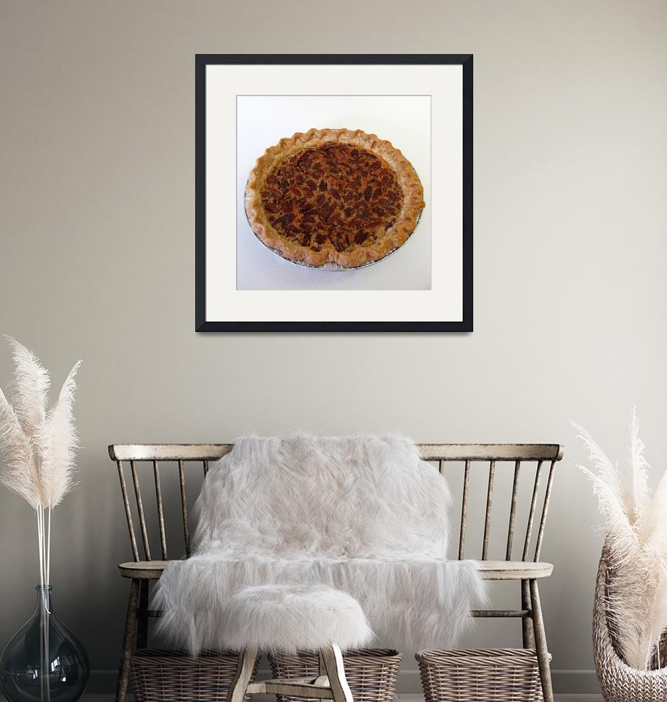 """Lemon Pecan Pie 1""  (2011) by TieDyeKat"