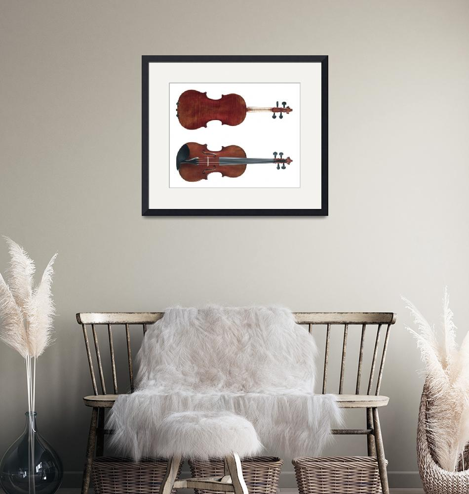 """""""violin""""  (2005) by atlasphotographic"""
