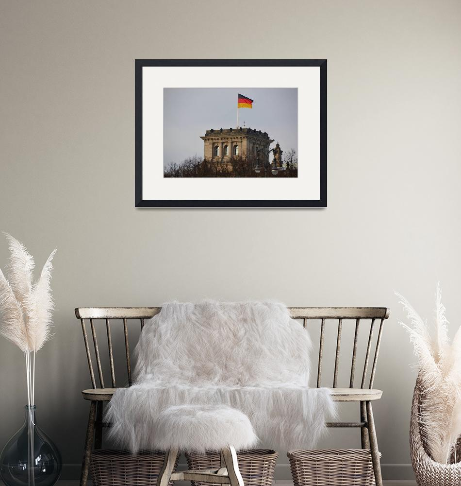 """""""Atop the Reichstag"""" by LucyMaynard"""