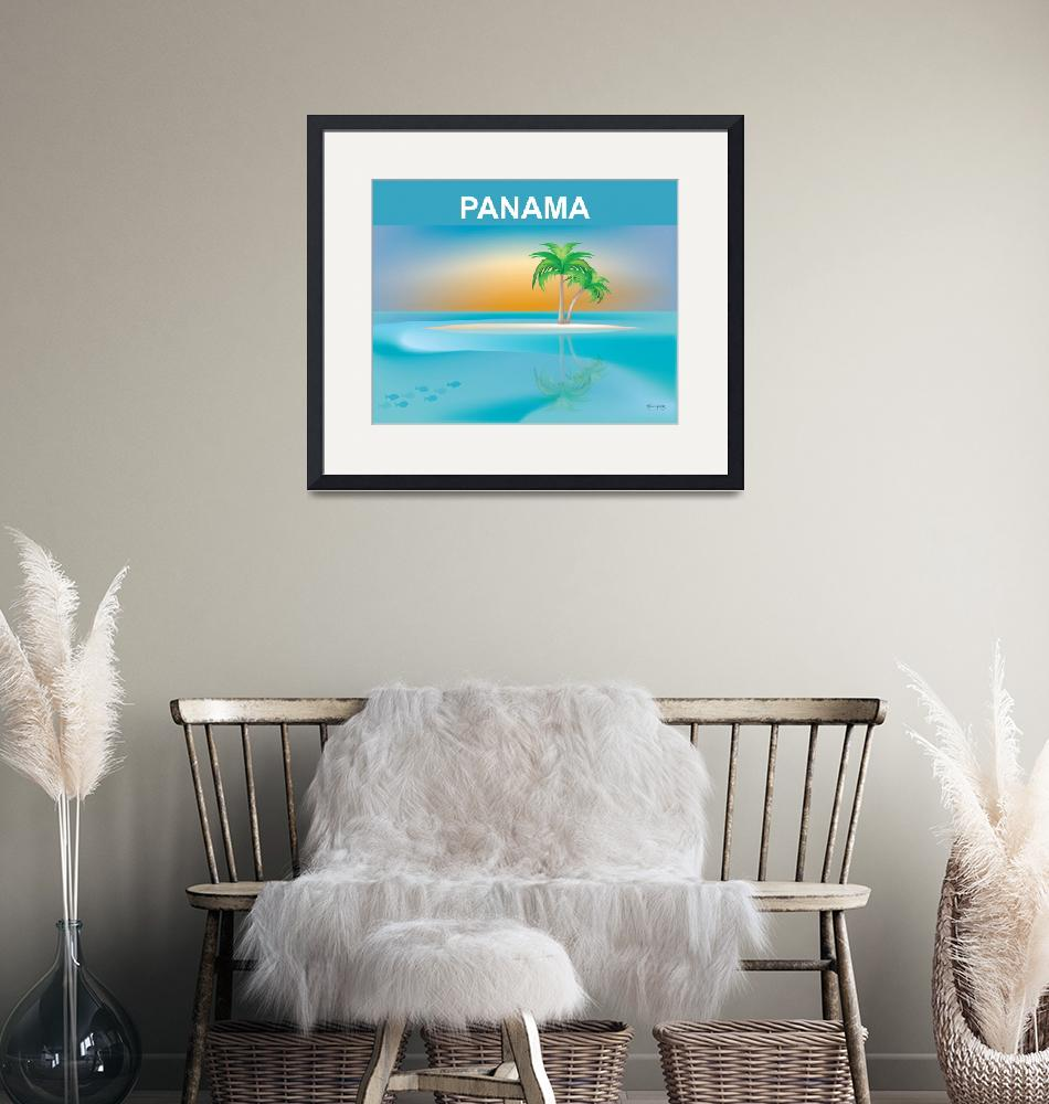 """Panama""  (2011) by loosepetals"