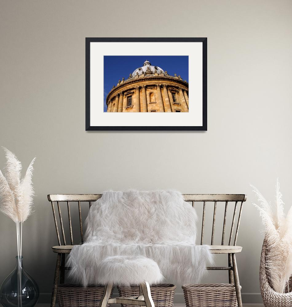 """""""Radcliffe Camera""""  (2005) by audioworm"""