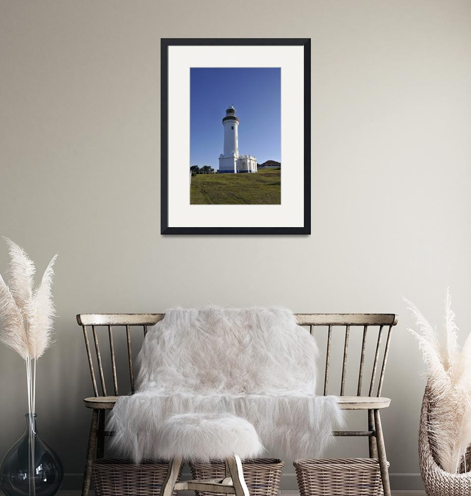 """""""Norah Head Lighthouse""""  (2010) by Impression"""