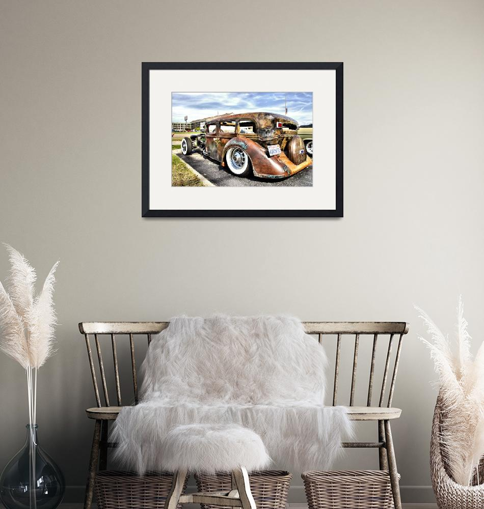 """""""Hot Rod""""  by KCampbell"""