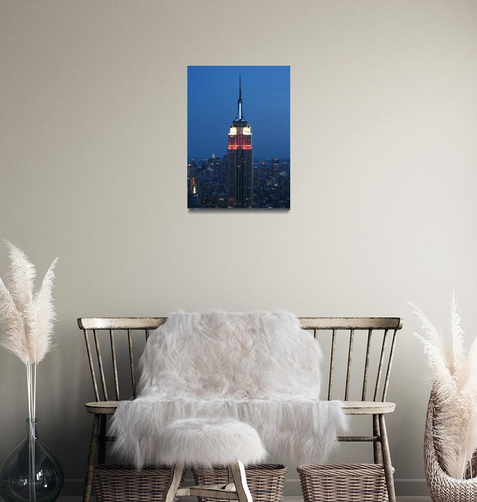 """""""Empire State Building""""  (2008) by chrisinphilly5448"""