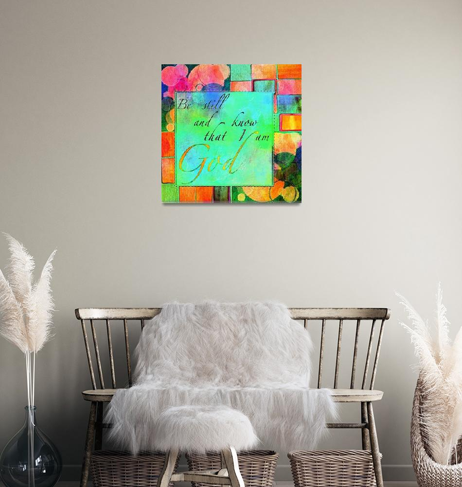 """""""be still color block trendy""""  by lizmix"""