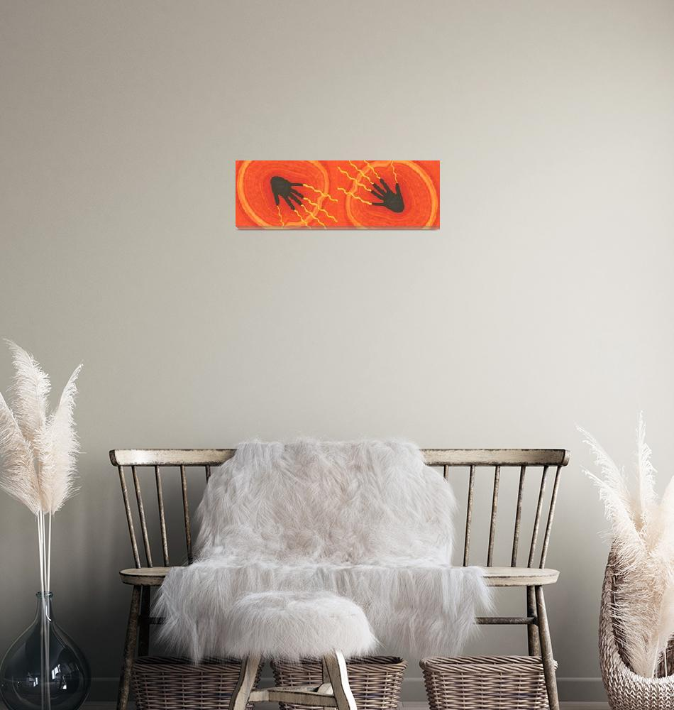 """""""Electric Aura Double""""  by Atlantis-Seeker-Art"""