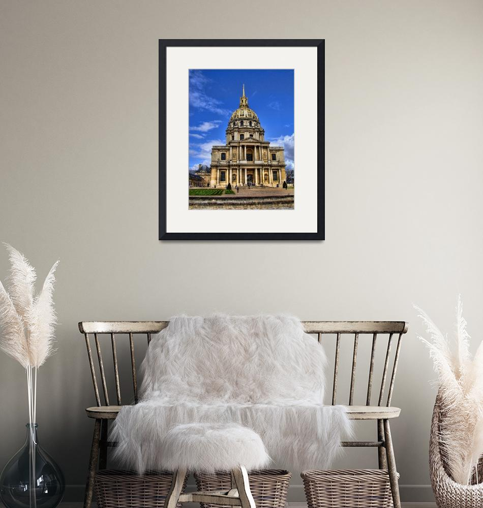 """Les Invalides""  (2009) by benedwards"