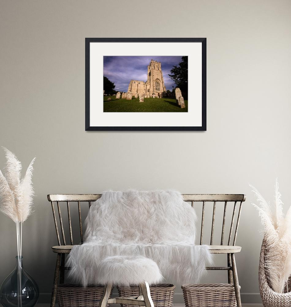 """""""Christchurch Cathedral""""  (2009) by simonart"""