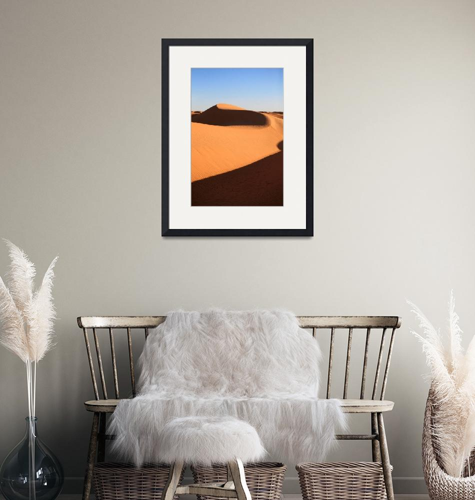 """Desert Dune 3""  (2009) by AndreaMoorePhotography"