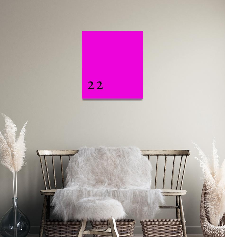 """""""22""""  (2009) by dc8"""