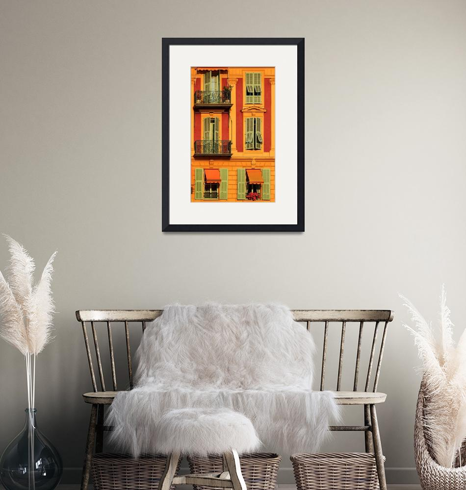 """""""French Windows #2""""  (2009) by Inge-Johnsson"""