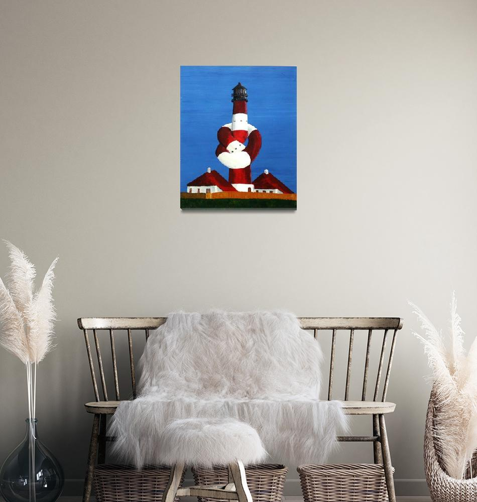"""lighthouse""  by catwezle"