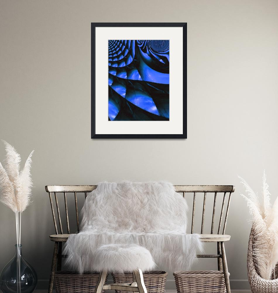 """Techno Aqua World""  (2011) by Joe_Belmont"