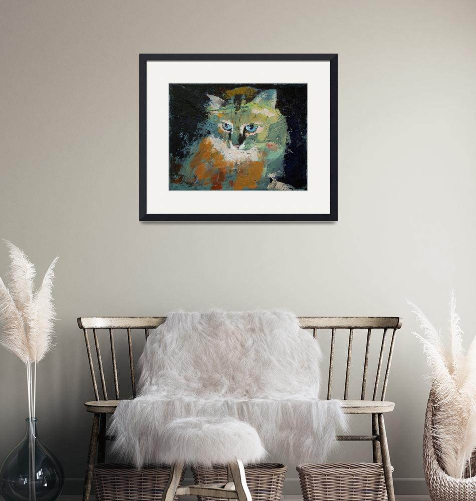 """Himalayan Cat""  by creese"