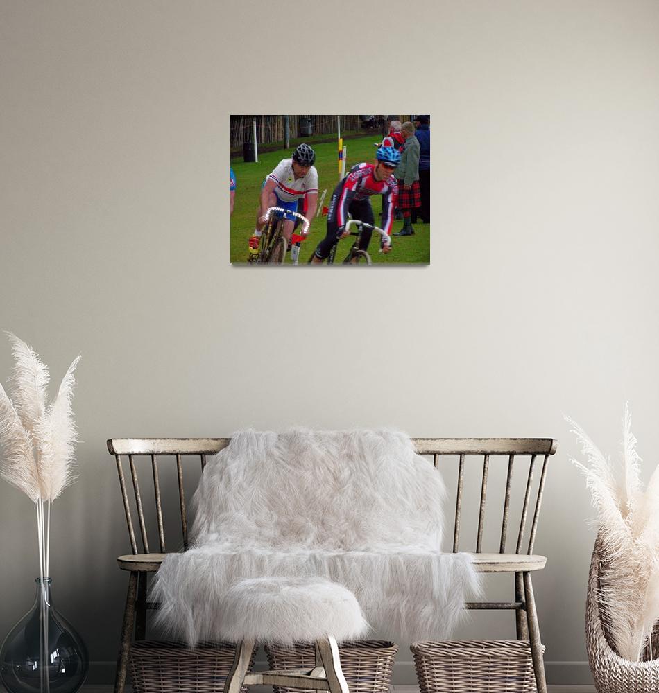 """Cycle racing""  (2008) by FifePhotographer"