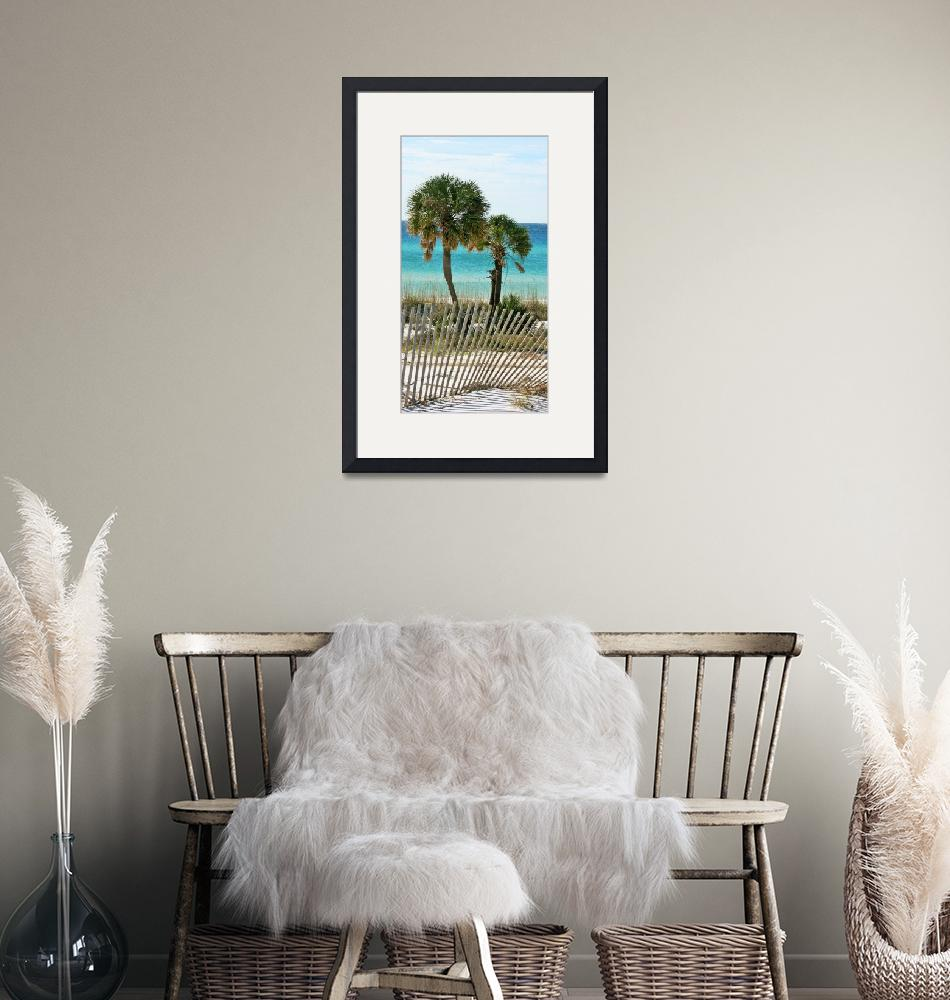 """""""Palm Beach 1""""  (2014) by monmoimages"""