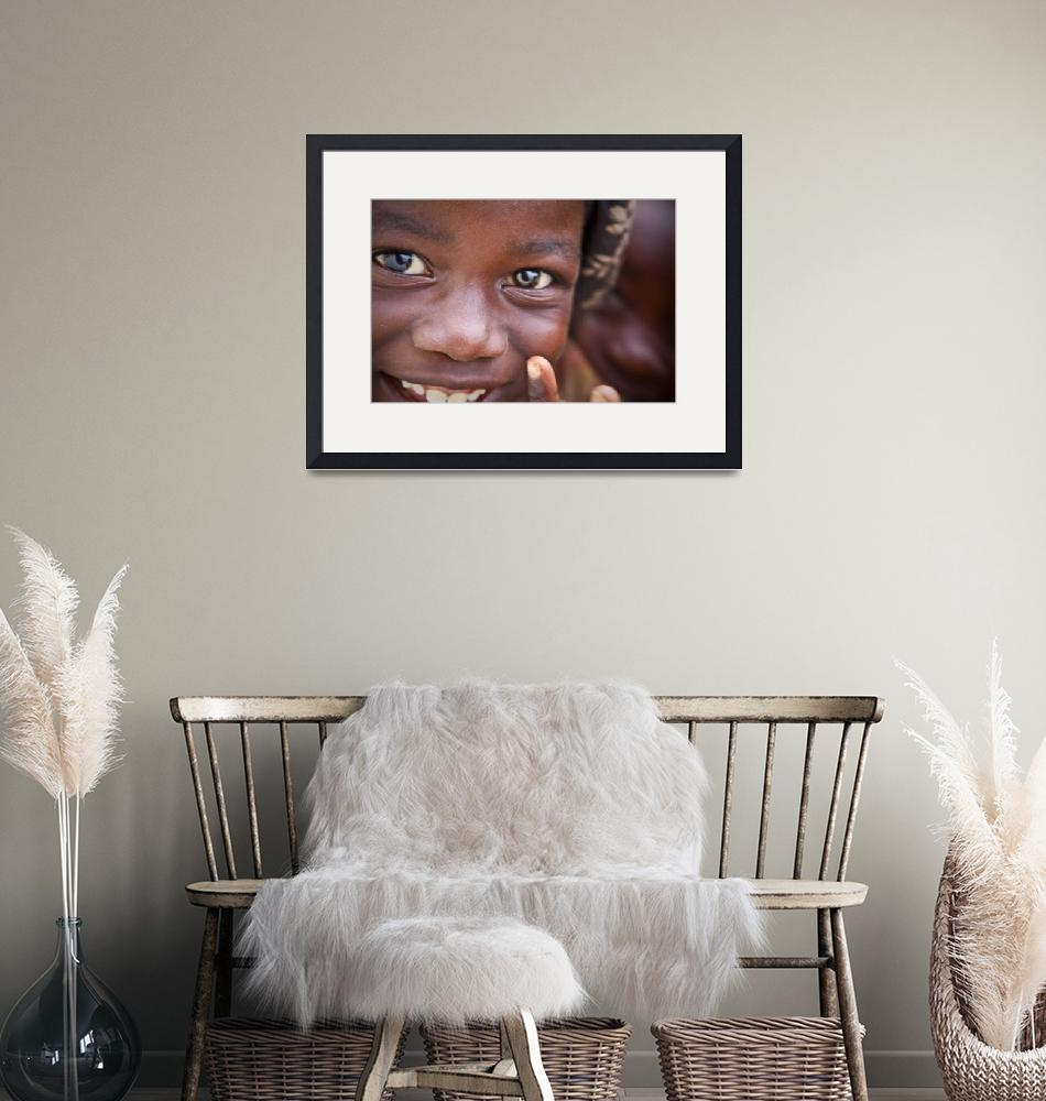 """""""Africa - Eyes of a Child 3""""  by forgiven"""