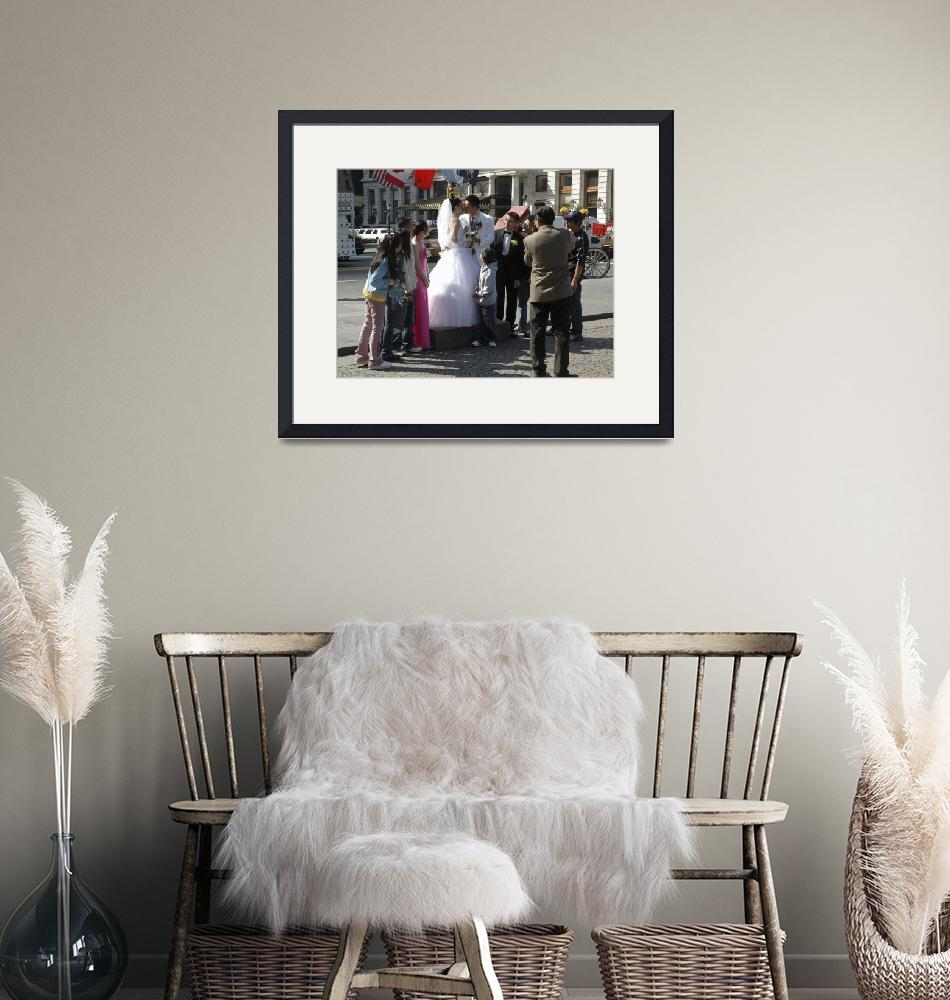 """""""A New York Wedding"""" (2006) by PaulCoco"""