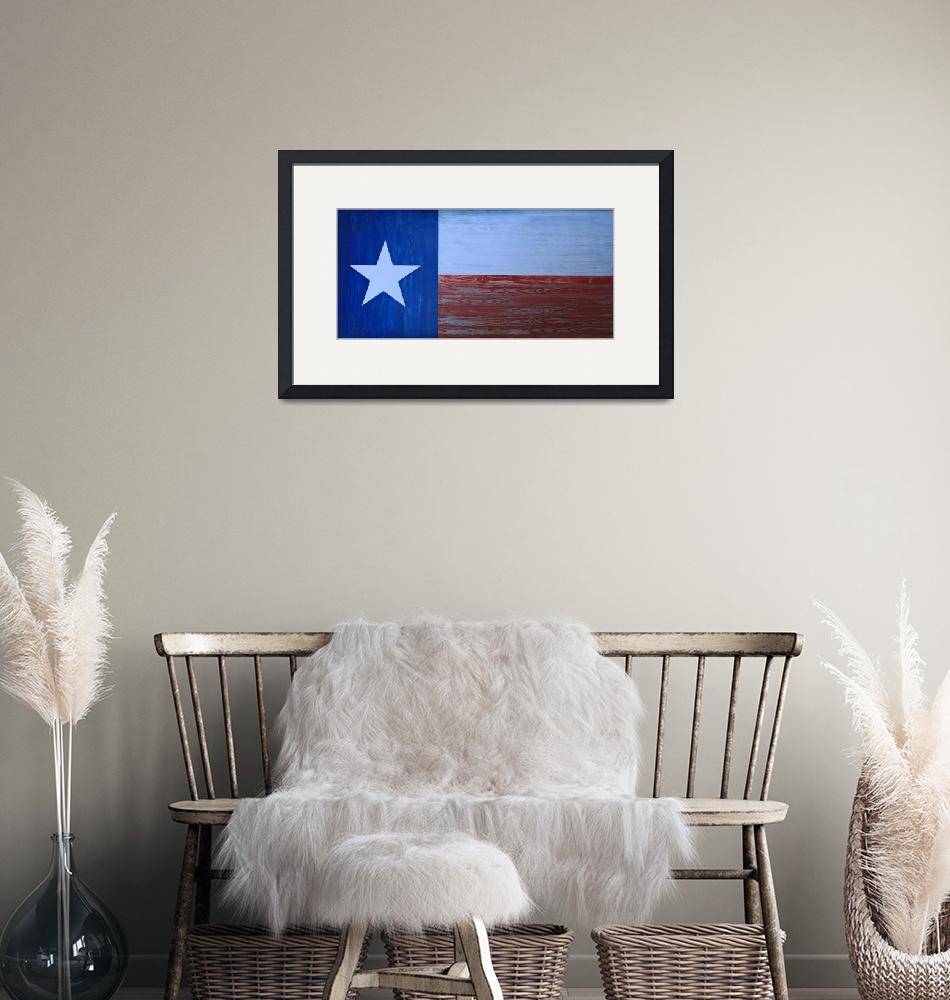"""Texas Pride II""  (2008) by PaulHuchton"