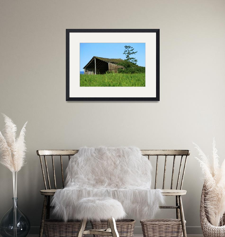 """""""Country Barn""""  by EricWalker"""