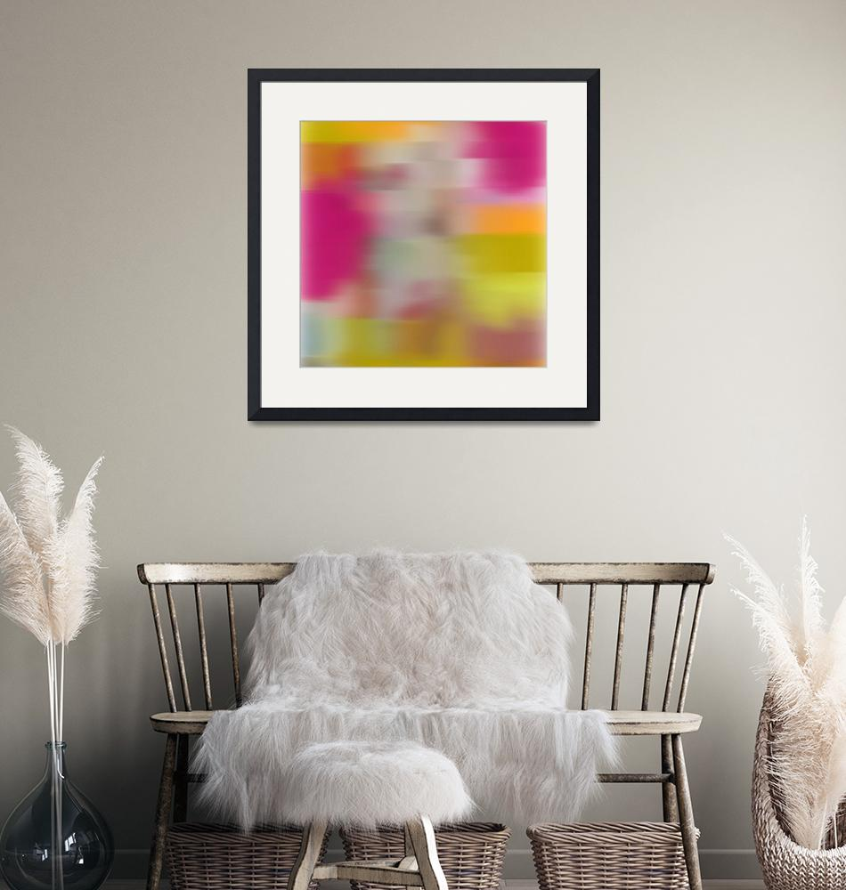 """""""Dreamy Abstract No 1F""""  by Aneri"""