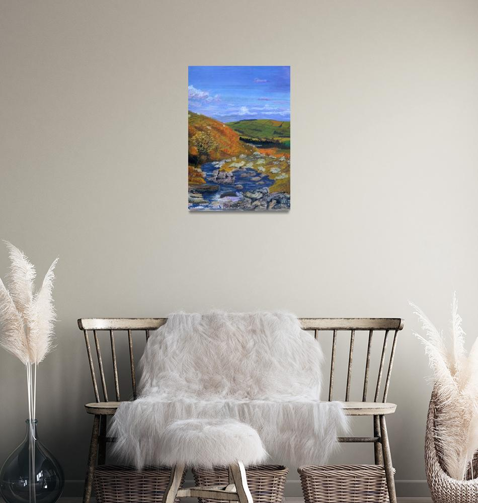 """""""Brecon Beacons""""  (1994) by Edward1"""